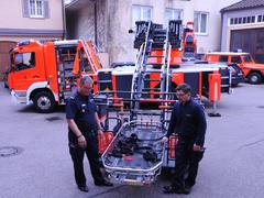 Brandschutzordnung und Evakuierung