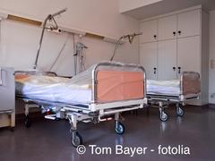 Das Krankenhausbett: ein unterschätzter Raum?